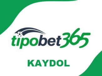 Tipobet Kaydol